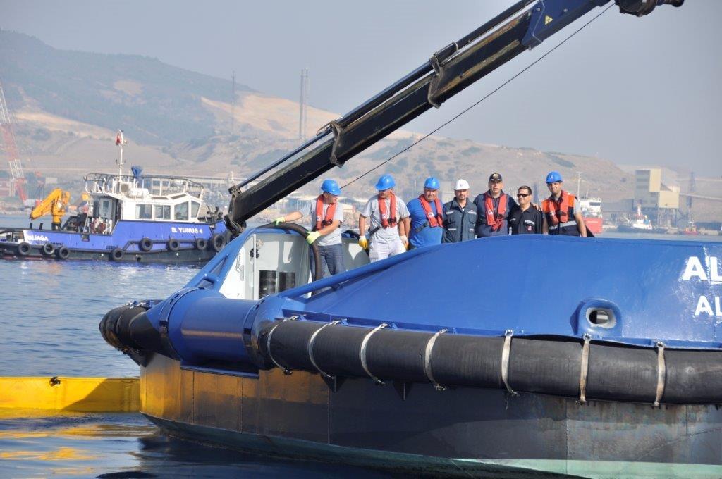 Nemrut limanlar bölgesi Uzmar ile acil durumlara hazır galerisi resim 8