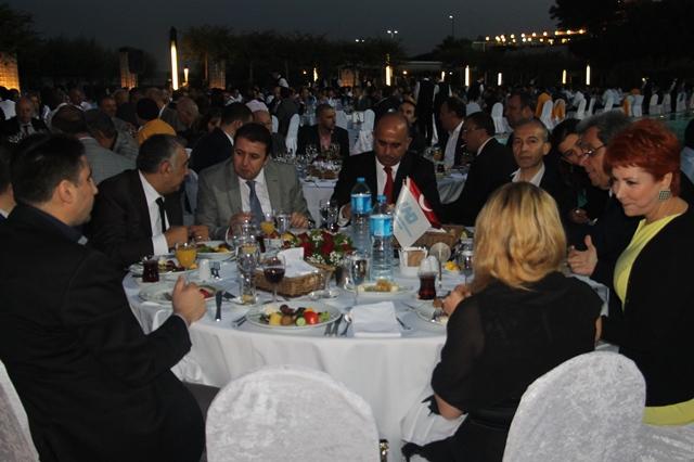 UND iftarına yoğun katılım galerisi resim 10