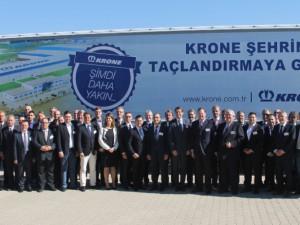 Krone Tire Fabrikası
