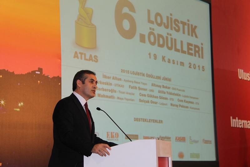 Atlas Lojistik Ödülleri sahiplerini buldu galerisi resim 5