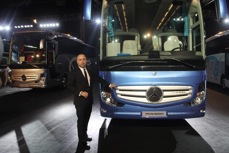 Mercedes Benz-Türk Yeni Travego lansmanı galerisi resim 10