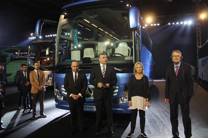 Mercedes Benz-Türk Yeni Travego lansmanı galerisi resim 19