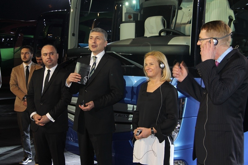 Mercedes Benz-Türk Yeni Travego lansmanı galerisi resim 20