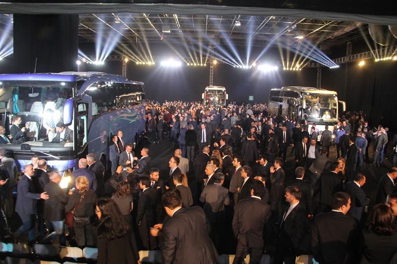 Mercedes Benz-Türk Yeni Travego lansmanı galerisi resim 27