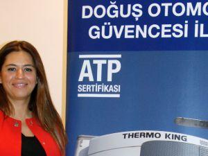 ATP sertifikaları Thermo King'ten alınacak