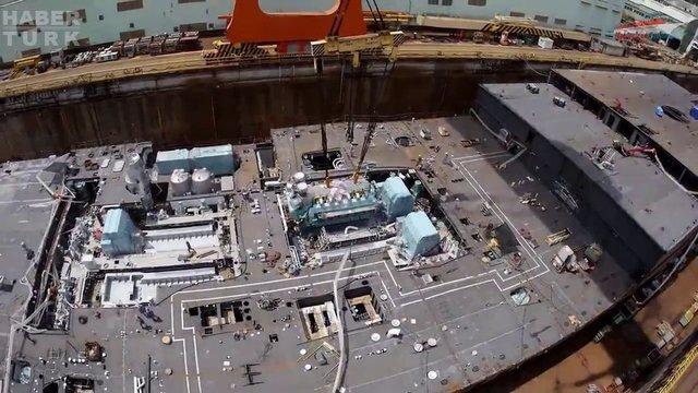 Devasa gemiler böyle yapılıyor! galerisi resim 14