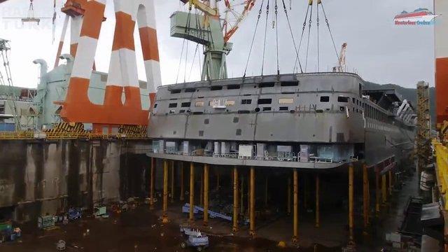 Devasa gemiler böyle yapılıyor! galerisi resim 27
