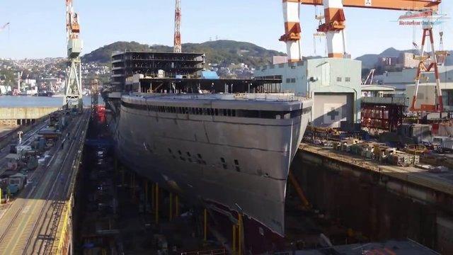 Devasa gemiler böyle yapılıyor! galerisi resim 36