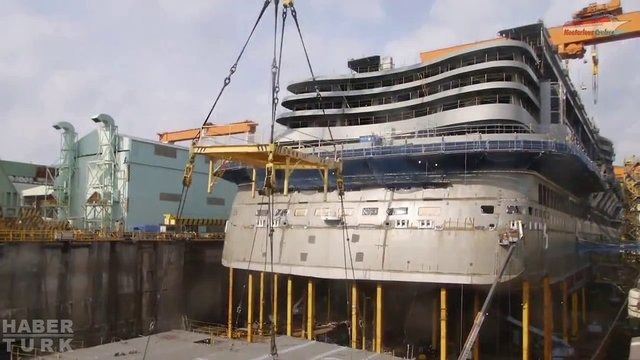 Devasa gemiler böyle yapılıyor! galerisi resim 39