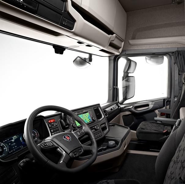 Scania, 2 milyar € harcadı, geleceğin aracını üretti galerisi resim 14