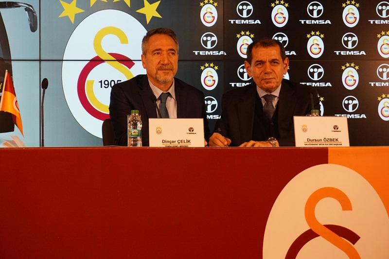 Galatasaray'ı şampiyonluğa TEMSA taşıyacak galerisi resim 5