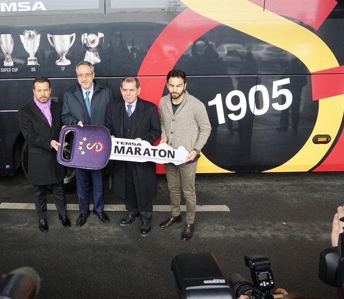 Galatasaray'ı şampiyonluğa TEMSA taşıyacak galerisi resim 7
