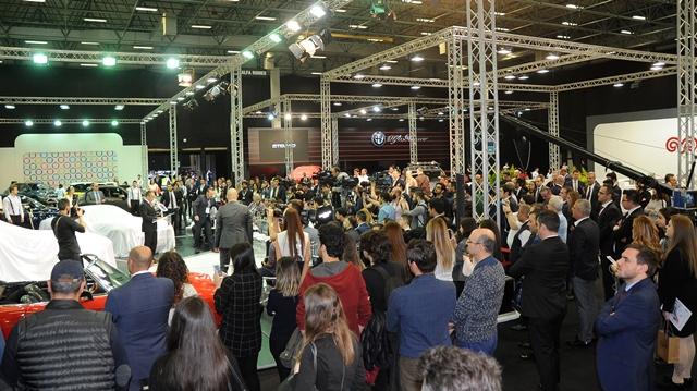İstanbul Autoshow 2017 kapılarını açtı galerisi resim 7
