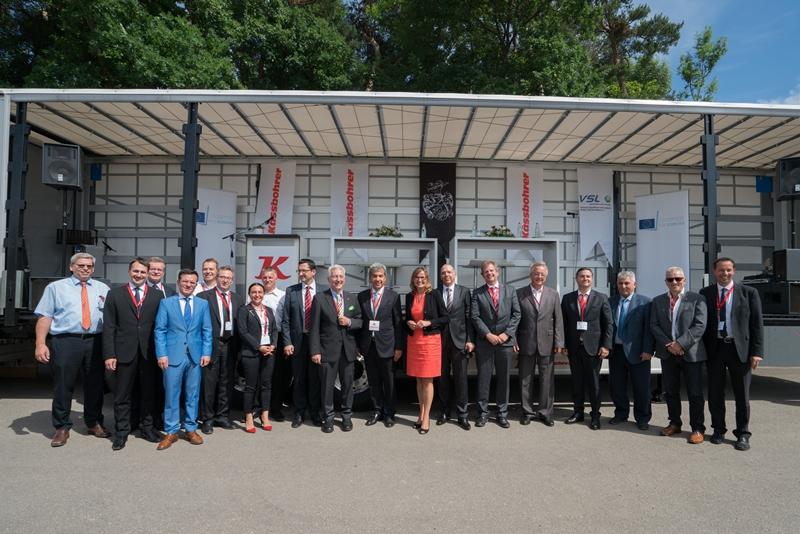 TIRSAN, Almanya'daki 2. fabrikasını açtı galerisi resim 24