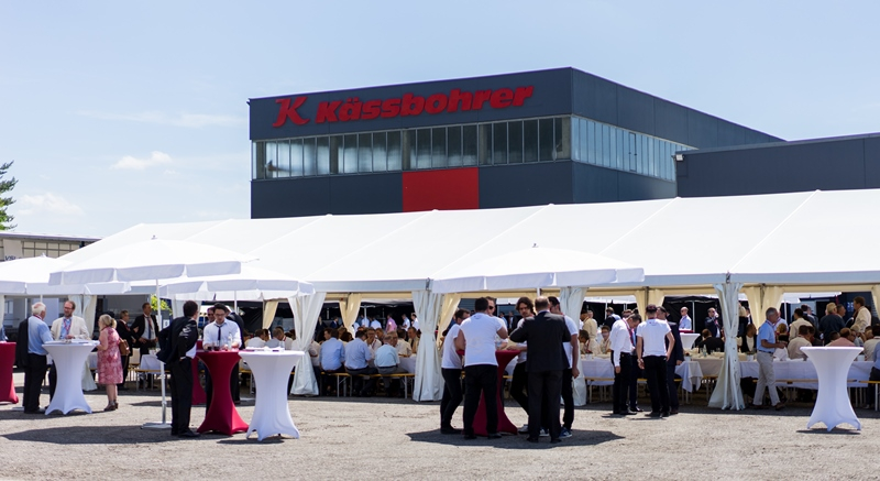 TIRSAN, Almanya'daki 2. fabrikasını açtı galerisi resim 3