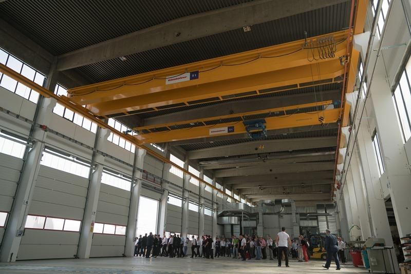 TIRSAN, Almanya'daki 2. fabrikasını açtı galerisi resim 6
