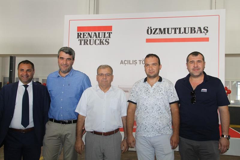 Renault Trucks Ege'de güçleniyor galerisi resim 10