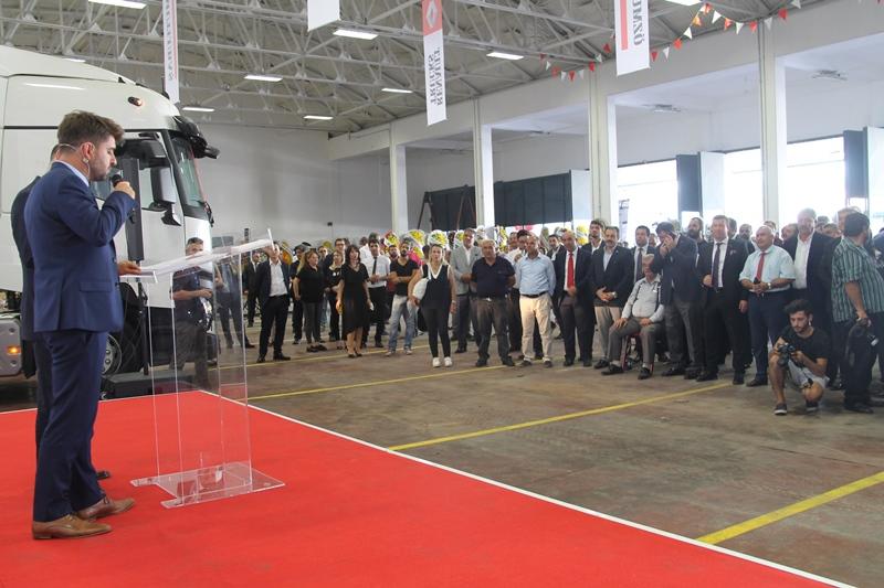 Renault Trucks Ege'de güçleniyor galerisi resim 15