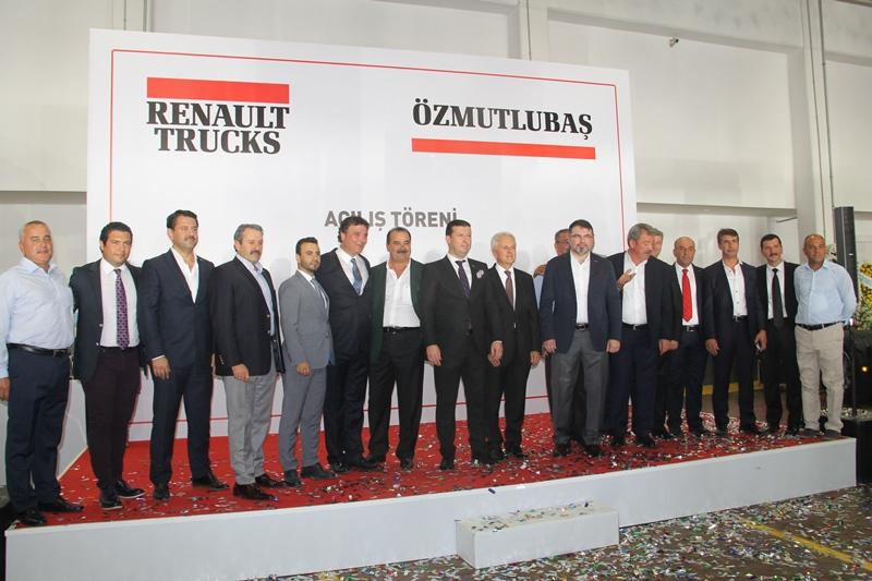 Renault Trucks Ege'de güçleniyor galerisi resim 24