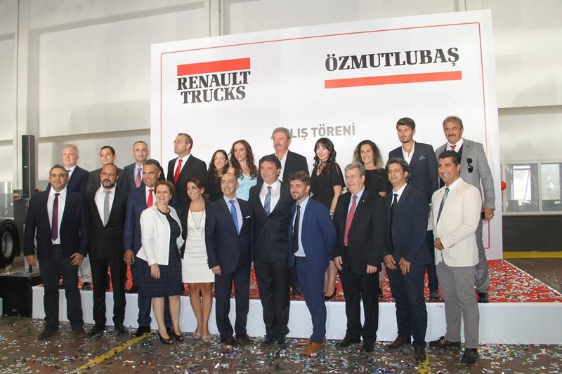 Renault Trucks Ege'de güçleniyor galerisi resim 32