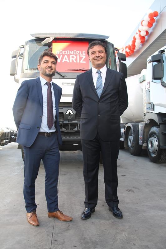 Renault Trucks Ege'de güçleniyor galerisi resim 34