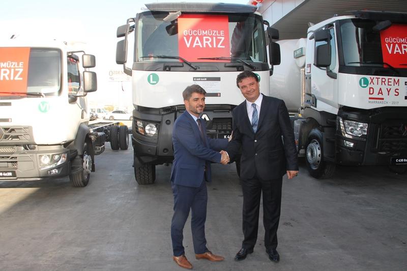 Renault Trucks Ege'de güçleniyor galerisi resim 36