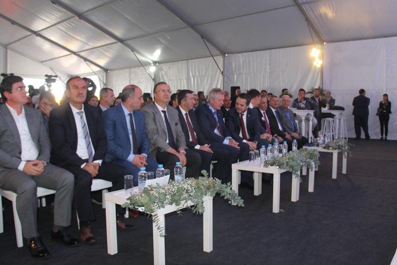 Schmitz Cargobull Türkiye'deki fabrikasını açtı galerisi resim 5