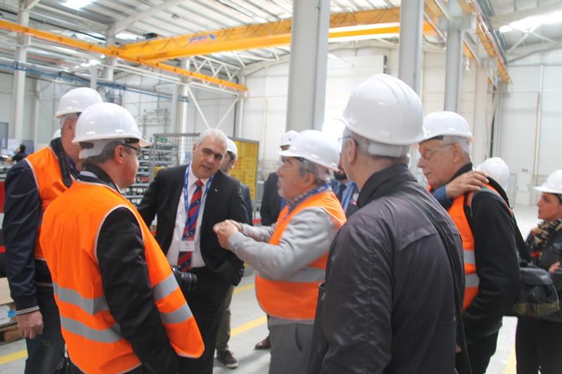 Schmitz Cargobull Türkiye'deki fabrikasını açtı galerisi resim 8