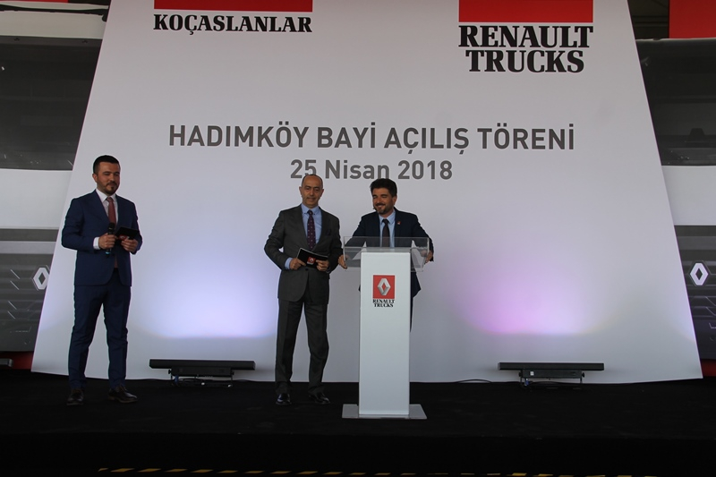 Koçaslanlar Hadımköy Bayi hizmete girdi galerisi resim 5
