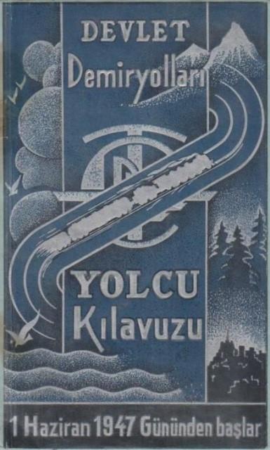 Cumhuriyet dönemi renkli ray serüvenimizin kimi belgeleri (1) galerisi resim 1