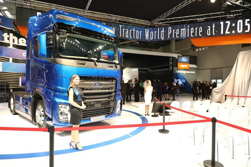 Ford Trucks'ın %90 Türk kamyonu Avrupa'da tacını taktı galerisi resim 10