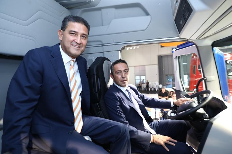 Ford Trucks'ın %90 Türk kamyonu Avrupa'da tacını taktı galerisi resim 16
