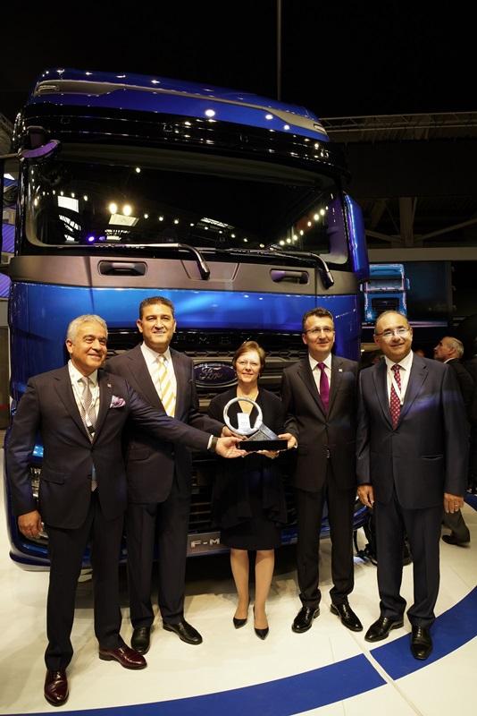 Ford Trucks'ın %90 Türk kamyonu Avrupa'da tacını taktı galerisi resim 24