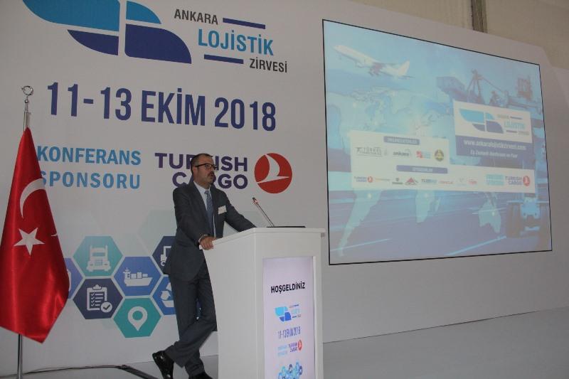 Ankara Lojistik Zirvesi 5 bin ziyaretçiyi ağırladı galerisi resim 14