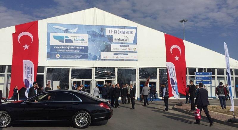 Ankara Lojistik Zirvesi 5 bin ziyaretçiyi ağırladı galerisi resim 15