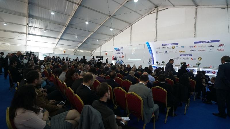 Ankara Lojistik Zirvesi 5 bin ziyaretçiyi ağırladı galerisi resim 16