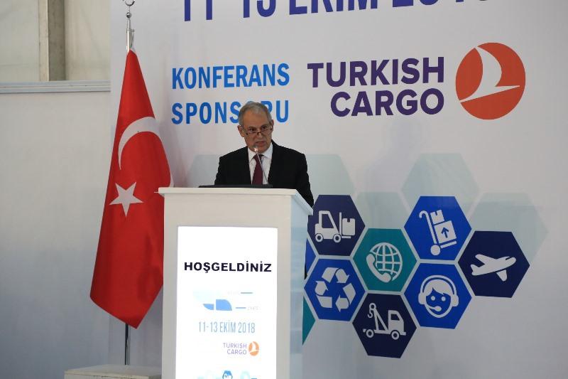 Ankara Lojistik Zirvesi 5 bin ziyaretçiyi ağırladı galerisi resim 30
