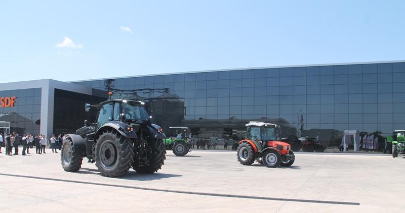 SDF ( Same, Deutz-Fahr) Traktör Fabrikası Yenilendi galerisi resim 1