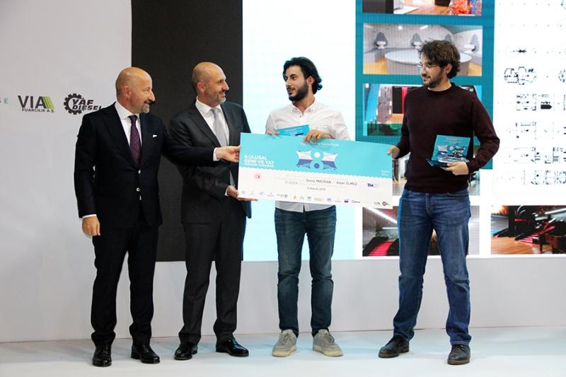Gemi ve Yat Tasarım Yarışması'nda kazananlar galerisi resim 13