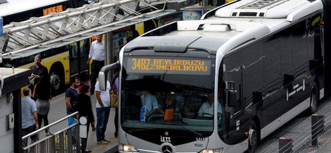 Ücretsiz toplu taşıma süresi uzatıldı