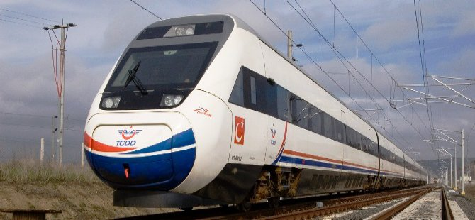 Doğu'ya hızlı tren geliyor