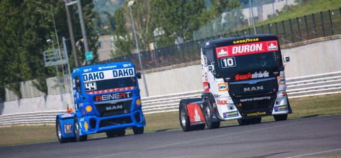 Goodyear, 2017'de de kamyon yarışlarına damgasını vuracak