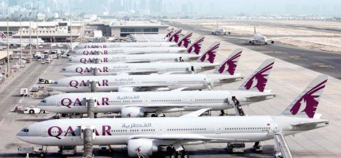 Katar Havayolları krize rağmen büyüyecek