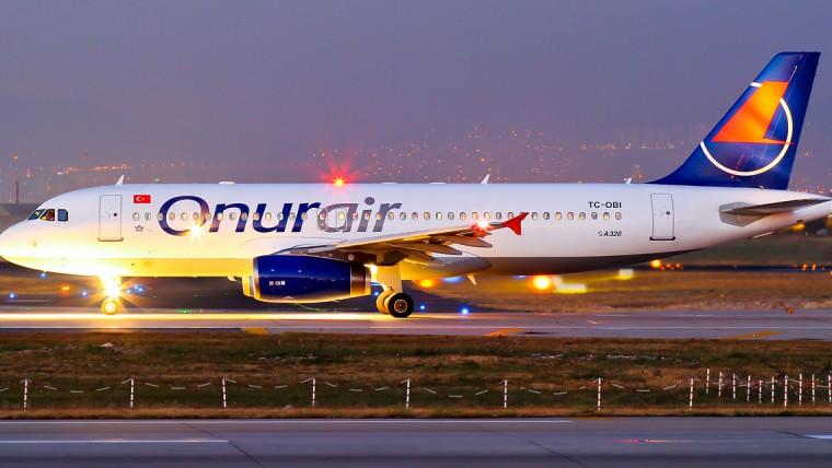Onur Air, artık Elazığ'a uçmayacak