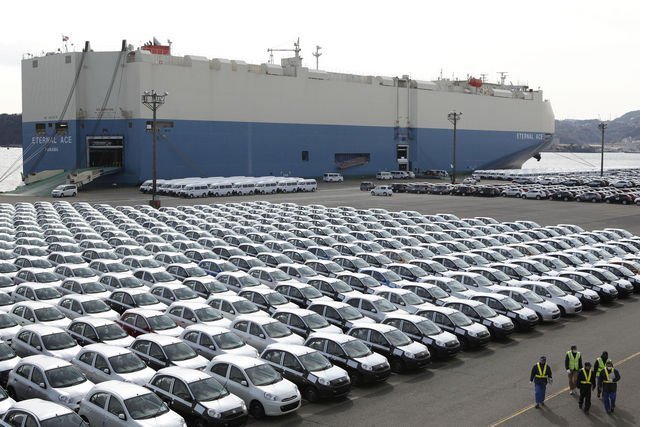 Meksika'ya ihracat yüzde 138 arttı