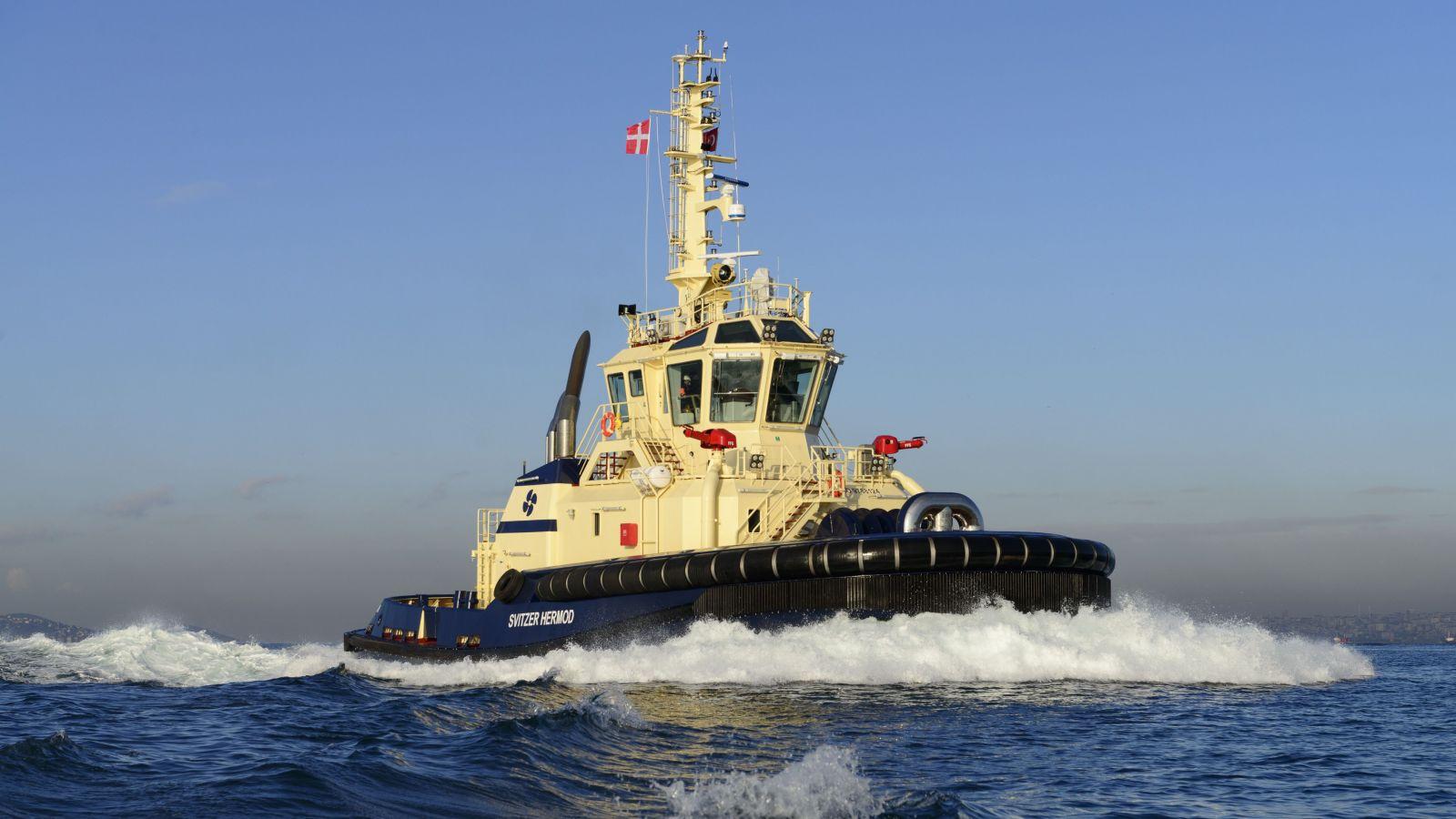 Dünyanın ilk uzaktan kumandalı gemisinde Sanmar imzası