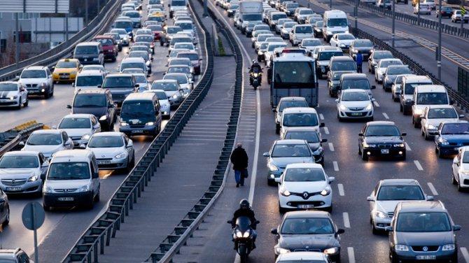 Sürücüler dikkat: Uygulama bugün başlıyor