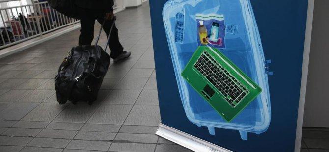 ABD laptop yasağında denetimi artırıyor