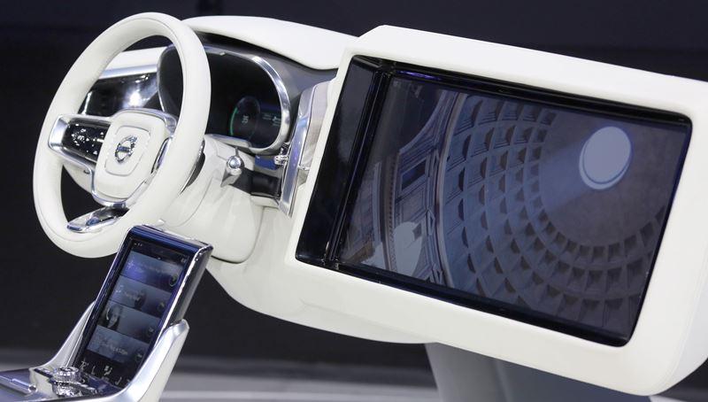 Volvo, Nvidia'nın Donanımlarını Kullanacak