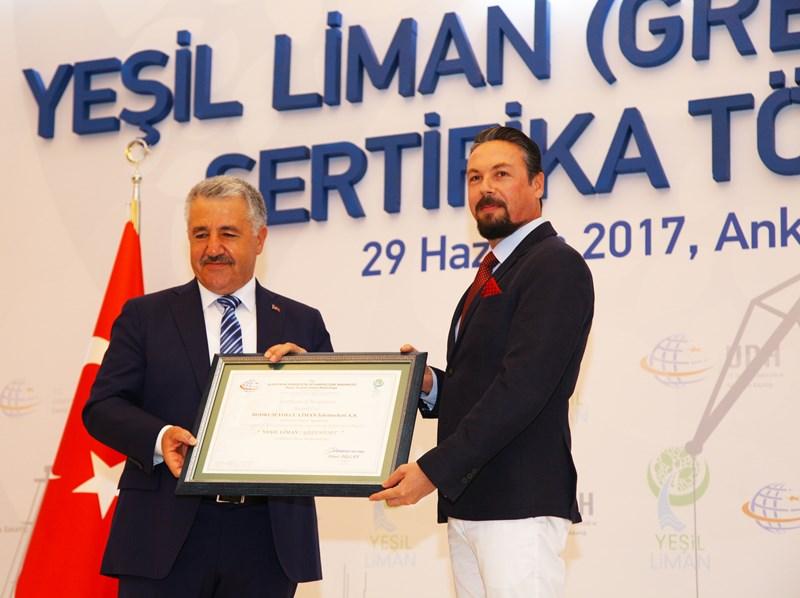 Ege ve Bodrum, Türkiye'nin ilk yeşil kruvaziyer limanları oldu